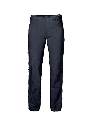 Jack Wolfskin Marakech Roll Up Kadın Pantolon - 1503691-1910 Lacivert